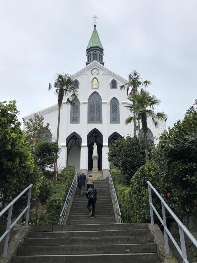 日本の世界遺産No.18 : 長崎の大浦天主堂と、明治日本の石炭産業遺産の軍艦島を巡る