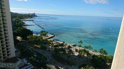 14年ぶりの海外、ハワイ・ホノルル旅行(ANAビジネスクラス)出発日