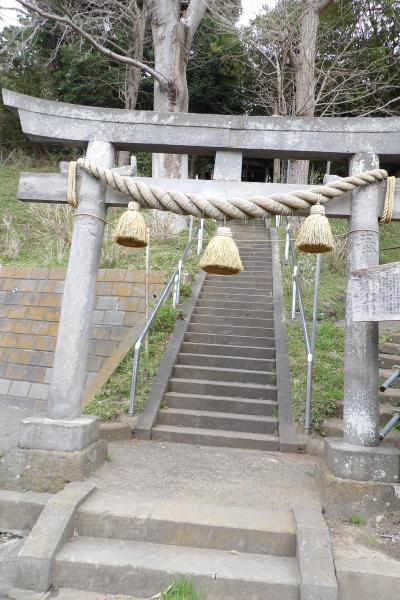 常盤八雲神社-2019年春