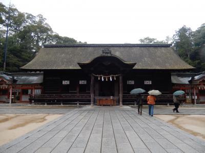 阪急ツアーで行く四国の旅1 しまなみ海道と大山祇神社