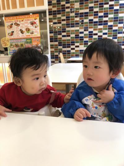 奈良健康ランド 初のはしゃキッズ!
