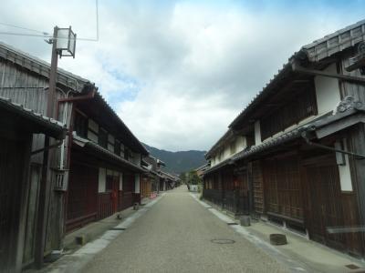 「隠された十字架・法隆寺論」に導かれて、明日香・斑鳩で車中泊(1/7)こんな街道があったのか!関宿