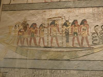古代エジプトをめぐる時空旅 1日目(出国)