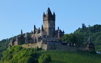 2013夏バイエルンからモーゼル川の旅07:コッヘム