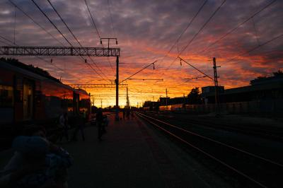 白夜の街、ペトロザヴォーツクとキジー島への旅
