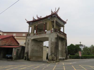 台湾 「行った所・見た所」 高雄市の美濃市街を散策して左營に