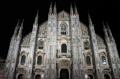 イタリア4都市 鉄道の旅 9 ミラノ