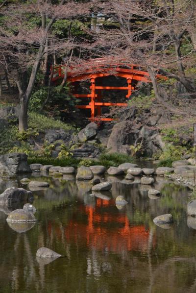 東京散歩 水戸黄門でおなじみの小石川後楽園へ行きました。