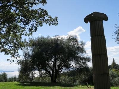 牛窓で1泊1日、瀬戸内市立美術館とオリーブ園