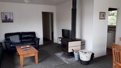 テカポ湖のホリデーホームに2泊体験、薪暖炉付きがお勧め
