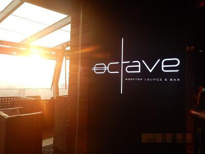 タイ専科 61 Octave Rooftop Bar オクターブ・ルーフトップ ラウンジ&バー