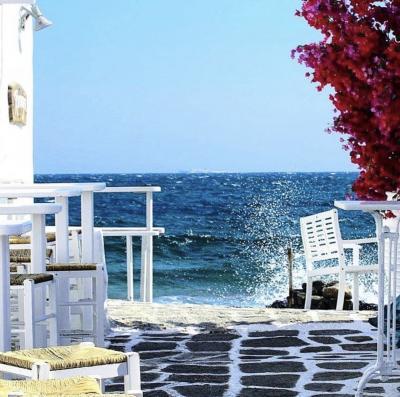 酷暑のギリシャ エーゲ海ホッピング&憧れのザキントス島《4》