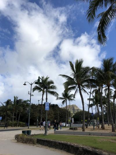またまたハワイへ!母と娘(5歳)ひたすらビーチで遊ぶのんびりハワイ②