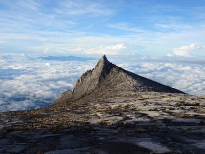 4連休でキナバル山(2) キナバル山登山