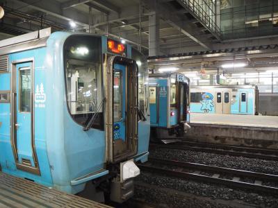 2019.03 鉄路で目指せ北海道!(3)仙台駅からさらに東北本線北上!