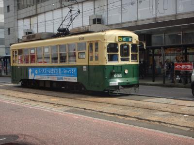 2019年3月長崎旅行1(トルコライスを求めて)