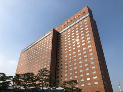 片道2200円で行く早春ソウル3日間