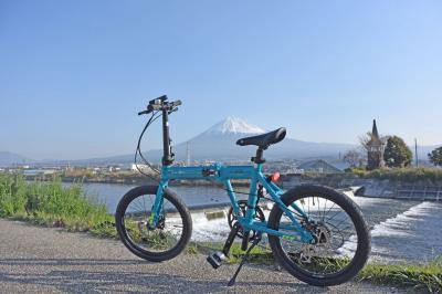 自転車でGO! 2019.03.27 久し振りの自転車移動で岩本山へ