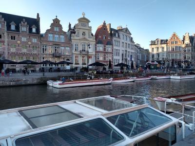 10月のベルギー1人旅 その④ゲント
