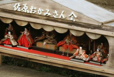 Japan 水郷佐原のお雛さま