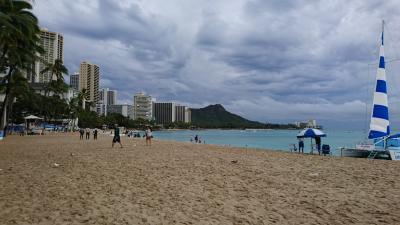 14年振りの海外、ハワイ・ホノルル旅行(ANAビジネスクラス)