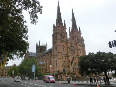 2019新春 シドニー19:シドニー 国立海事博物館、ピアモントブリッジ、大聖堂