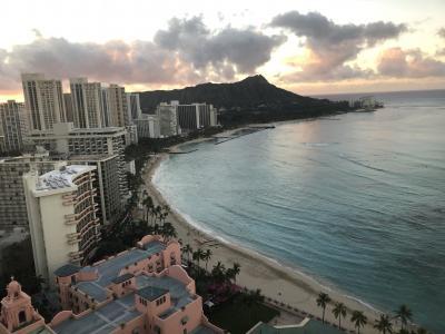 今年も3世代で行く!初ハワイ(オアフ島)満喫の旅<後半>シェラトンワイキキ滞在
