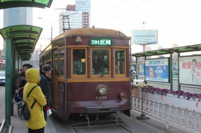 大連の日本人街・日本統治時代の路面電車を訪ねて