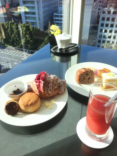 アラサーOLが行く東京のラグジュアリーホテルで一人おこもりステイ