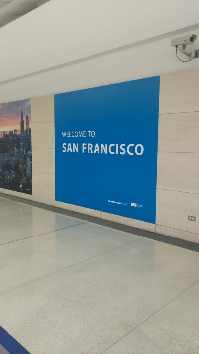 名古屋から北京経由でサンフランシスコへ2