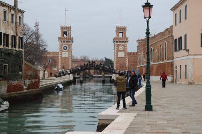 歩けば歩くほど楽しい街ヴェネツィアでの年末年始⑤(誰もいかないような穴場をうろつく)