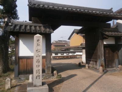 続日本100名城の旅(宇陀松山城編)