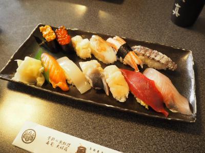 食を求めて再び北へ!4ヶ月ぶり北海道の旅②小樽へ日帰り編