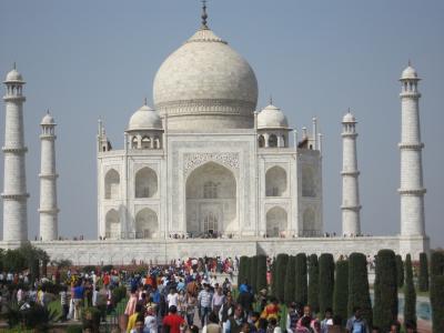 60歳以上限定ツアーで初めてのインドへ 3