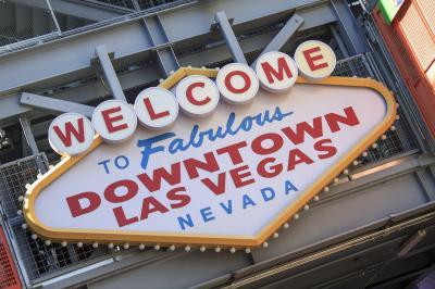 ダウンタウンのホテルに2泊してちょこっとラスベガス散策