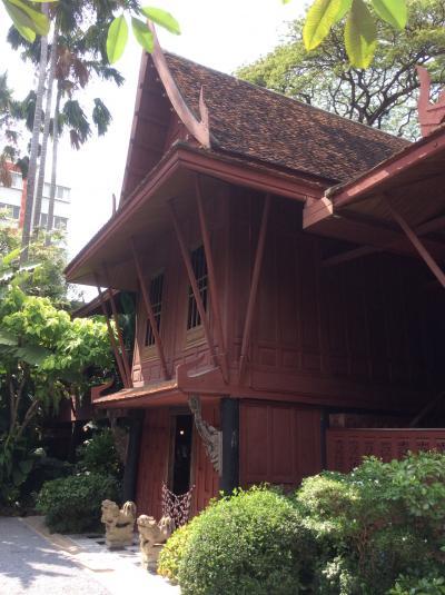 ジムトンプソンの家博物館(Jim Thompson House & Museum)
