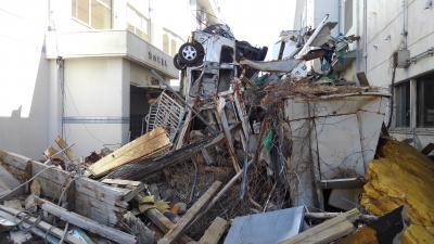 気仙沼の震災遺構・伝承館