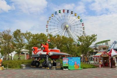 台北市内唯一の遊園地「兒童新樂園」