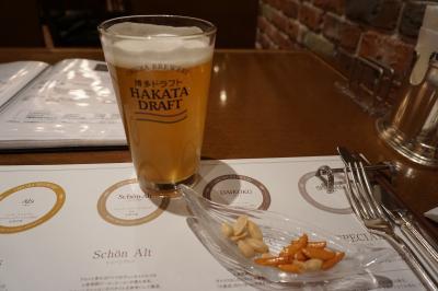 博多でクラフトビール♪住吉神社へ。