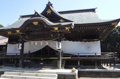 茨城 大洗・水戸巡り。。。その2「酒列磯前(さかつらいそさき)神社」