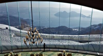 冬北海道と白銀のザ・ウィンザーホテル洞爺