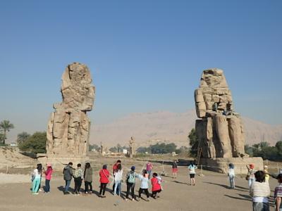 古代エジプトをめぐる時空旅 3日目(ルクソール西岸)