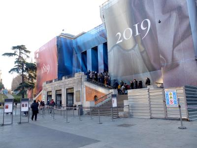 スペインラマンチャ・コスタデルソル旅行42-1日中プラド美術館に滞在 すばらしかった