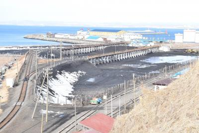 釧路の町歩き2019-3 ~釧路炭田、臨港線、工場夜景~(北海道)
