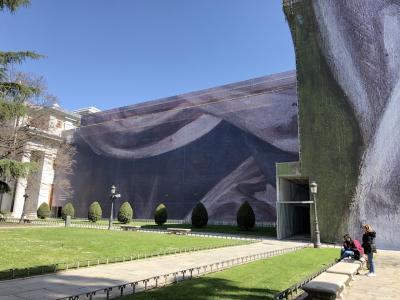 折りたたみ自転車を連れてスペイン一人旅⑦~旅のシメはプラド美術館