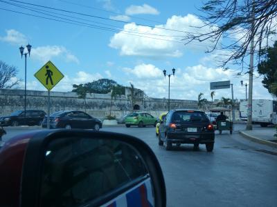メキシコ カンペチェへ (Campeche, Mexico)
