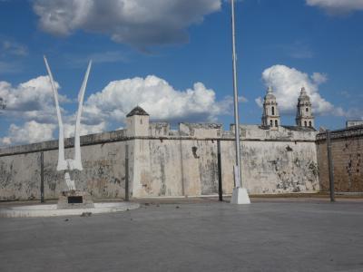 メキシコ カンペチェ旧市街 (Campeche, Mexico)