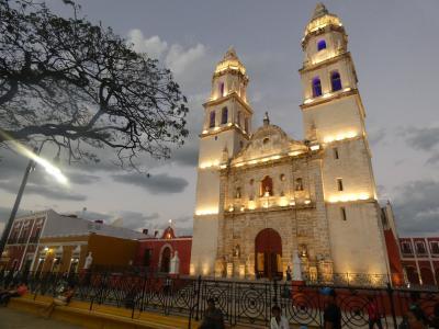 メキシコ カンペチェ旧市街(続き) (Campeche, Mexico)