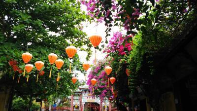ホイアン②旧市街で食べ歩き