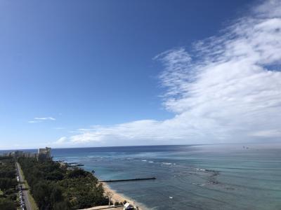 またまたハワイへ!母と娘(5歳)ひたすらビーチで遊ぶのんびりハワイ⑥